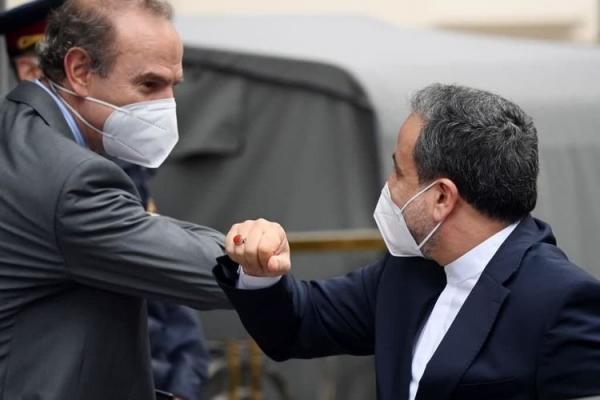 دیدار عراقچی با معاون دبیرکل سرویس اقدام خارجی اروپا