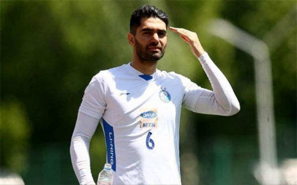 هافبک محبوب استقلالی ها از تیم قطری جدا شد