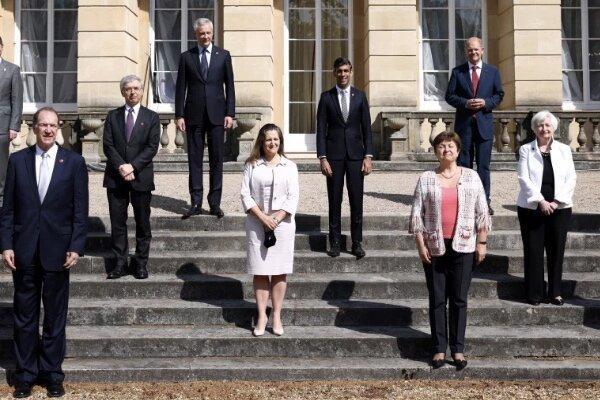 گوگل، آمازون و فیس بوک مشمول قانون جدید مالیات گروه G7 می شوند