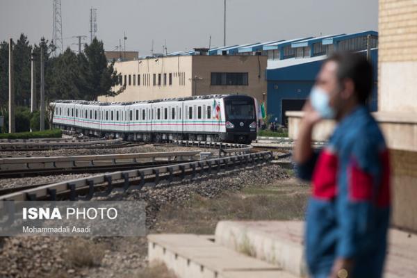 توقف 200 مسافر قطار تهران-یزد در بادرود