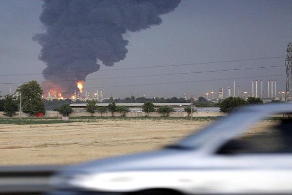 خرابکاری بودن ماهیت حادثه آتش سوزی پالایشگاه نفت تهران منتفی است