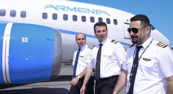بخشنامه های هواپیمایی آرمنیا