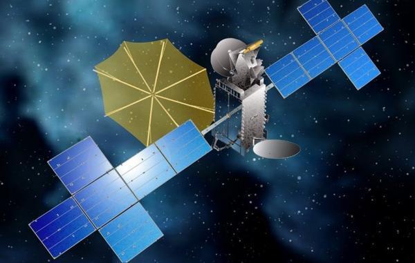 اسپیس ایکس ماهواره رادیویی بزرگ سیریوس را به فضا پرتاب کرد