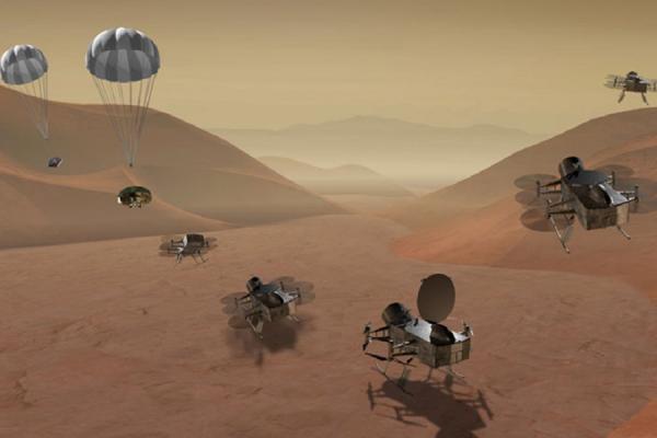 ناسا در جستجوی حیات در قمر زحل