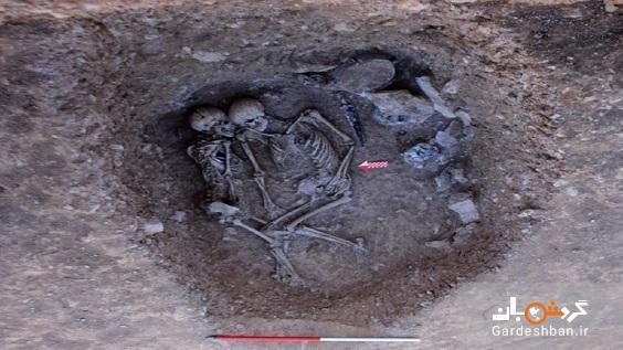 کشف یکی از بزرگترین گنجینه های تاریخی در املش