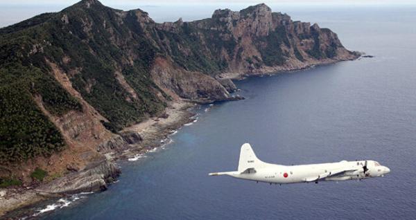 ژاپن، چین را به دریانوردی در نزدیکی جزایر مورد مناقشه متهم کرد