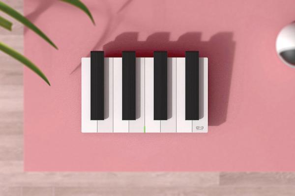 این روتر وای فای 6 به شکل پیانو واقعا شما را به اینترنت وصل می نماید!