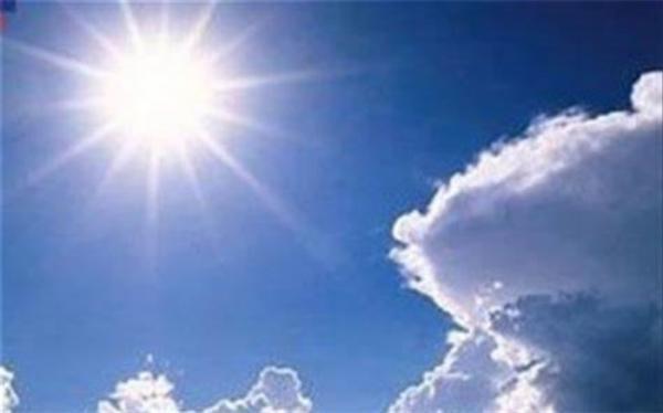 افزایش دمای استان های شمالی