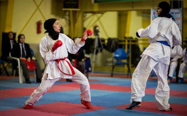 زمان برگزاری انتخابی کاراته زنان ایران اعلام شد
